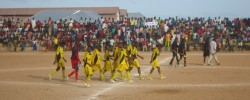 Photo: Radio Mogadisho. www.kismaayodaily.com - your gateway of Somali sport news around the world