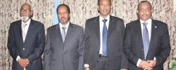 Photo: Radio Mogadisho. - Peaceful transition picture = peaceful future result- www.kismaayodaily.com – your gateway of Somali news around the world.