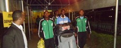 Photo: Radio Mogadisho. www.kismaayodaily.com - your gateway of Somali Sports news around the world.
