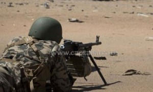 Witnesses said the Kenyan soldiers still stationed in Kismayu did not intervene to end the clashes/FILE, www.kismaayodaily.com – your gateway of Kismayo and Somali news around the world