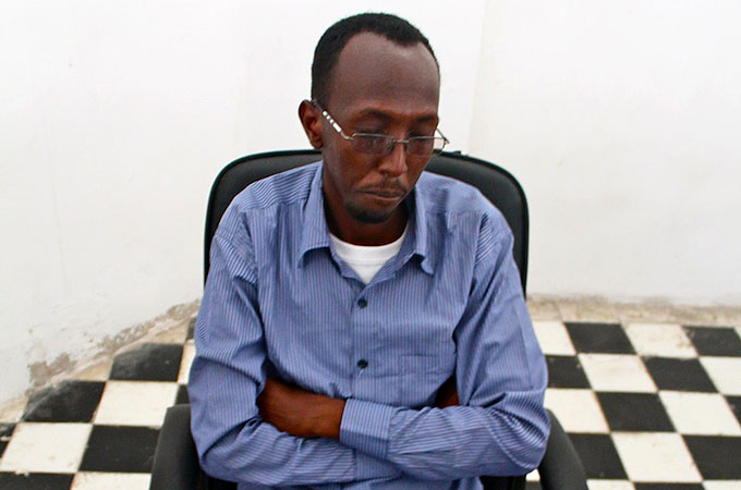 Somali journalist Abdiaziz Abdinuur Ibrahim will remain in jail for interviewing alleged rape victim [Unspecified]. www.kismaayodaily.com - your gateway of Somali news around the world.