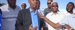 Photo: SSFMD  I hear you Kismaayo load and clear! Dahaa sakaysid yaawe!  www.kismaayodaily.com - your gate way of Somali Sports news around the world