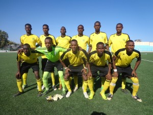 Photo: SSFMD www.kismaayodaily.com - your gate way of Somali Sports news around the world