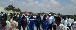 Photo: SFF Media Dept.  www.kismaayodaily.com - your gateway of Somali news around the world.