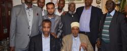Photo: CECAFA Media Committee Member.  www.kismaayodaily.com - your gateway of Somali news around the world.