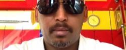 Photo: Selfie.  www.kismaayodaily.com - your gateway of Somali news around the world.
