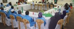 Regional Somali soccer administrators training -  PHOTO | Somali Football Federation Media Department,  www.kismaayodaily.com - your gate way of Somali/Djibouti Sports news around the world