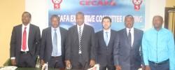 Somali FA Boss elected CECAFA Vice president - -  PHOTO | Somali Football Federation Media Department,  www.kismaayodaily.com - your gate way of Somali/Djibouti Sports news around the world