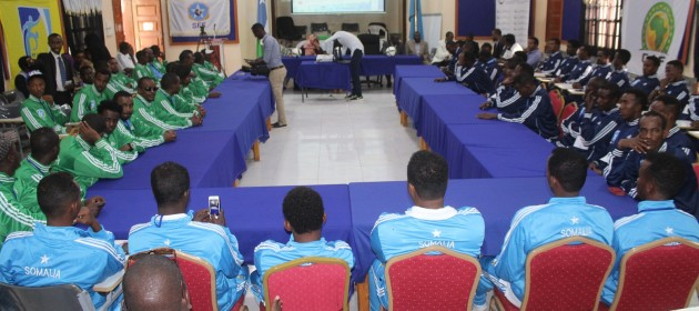 SFF Puntland Branch PHOTO | Somali Football Federation Media Department,  www.kismaayodaily.com - your gate way of Somali/Djibouti Sports news around the world