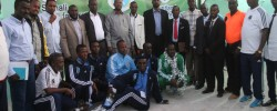 SFF Puntland Branch PHOTO | Somali Football Federation Media Department,  www.kismaayodaily.com - your gate way of Somali/Djibouti Sports news around the world