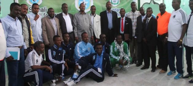 SFF Puntland Branch PHOTO   Somali Football Federation Media Department,  www.kismaayodaily.com - your gate way of Somali/Djibouti Sports news around the world