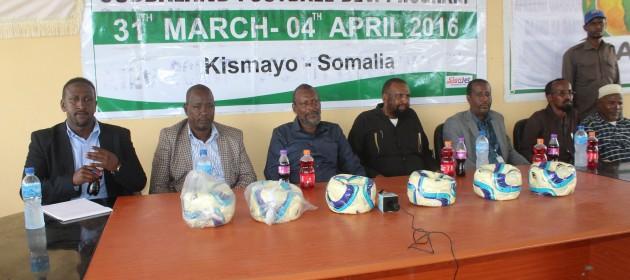 Jubbaland Foodball Devolopment Porgram PHOTO | Somali Football Federation Media Department,  www.kismaayodaily.com - your gate way of Somali/Djibouti Sports news around the world