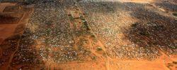 Dhadhaab Camp in Kenya PHOTO | bbc  www.kismaayodaily.com - your gate way of Somali/Djibouti Sports news around the world