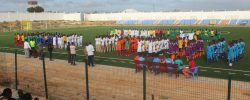 1st ever Somali Youth Soccer League PHOTO | by SFF media officer  www.kismaayodaily.com - your gate way of Somali/Djibouti Sports news around the world
