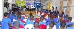 FIFA youth refereeing course for Somalia comes to an end   PHOTO | by CECAFA Media Committee  www.kismaayodaily.com - your gate way of Somali/Djibouti Sports news around the world,